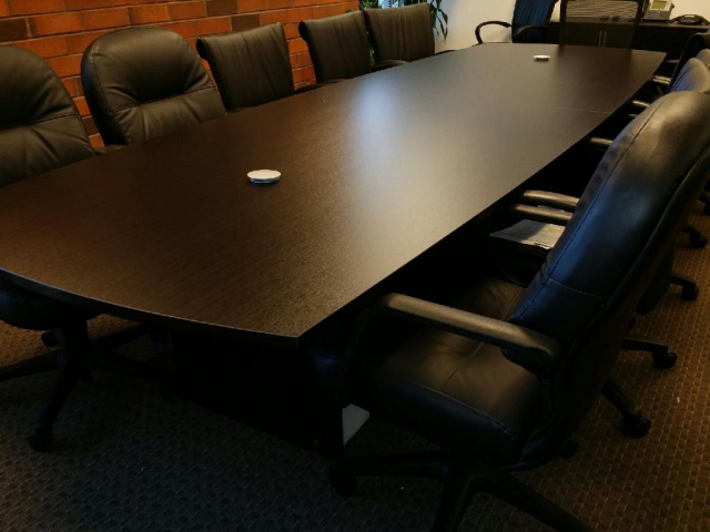 Verde High End Conference Table - 144 conference table