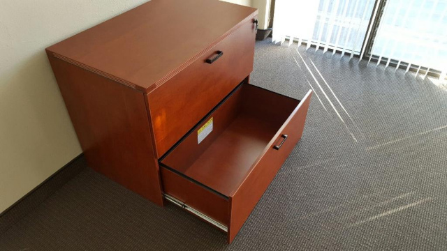 "36"" Lateral 2 Drawer File Unit"