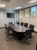 12'x4' Race Track Conference Table